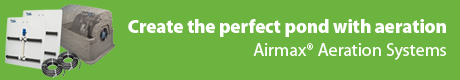 Airmax® Aeration Systems - Create the perfect pond with aeration