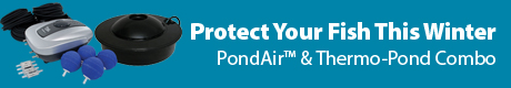 PondAir™ & Thermo-Pond 3.0 Combo - Protect Your Fish This Winter