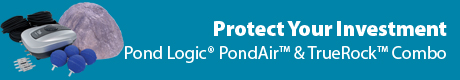 Protect Your Aeration Units - Airmax® PondAir™ & TrueRock™ Combo