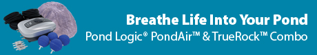 Breathe Life Into Your Pond - Airmax® PondAir™ & TrueRock™ Combo