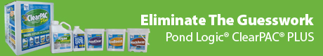 Eliminate The Guesswork - Pond Logic® ClearPAC® PLUS