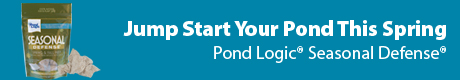 Jump Start Your Pond This Spring - Pond Logic® Seasonal Defense®