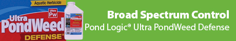 Broad Spectrum Pondweed Control - Pond Logic® Ultra PondWeed Defense®