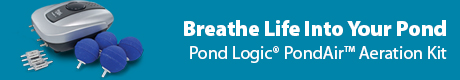 Breathe Life Into Your Pond - Airmax(r) PondAir(tm) Aeration Kit