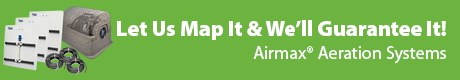 Let Us Map It & We'll Guarantee It! - Airmax(r) Aeration Systems