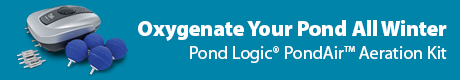 Keep Your Pond Oxygenated All Winter - Airmax® PondAir™ Aeration Kit