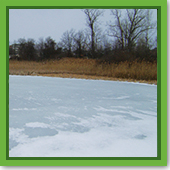 Q: If I'm going to shut my aerator down for the winter, when should I do it?