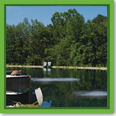 Q: I am going to add an aeration system this year to my 1-acre pond. What are my options?