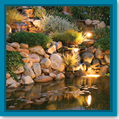 Q: When is the best time to install underwater pond lighting?