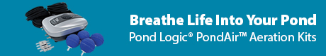 Breathe Life Into Your Pond - Airmax® PondAir™ Aeration Kits