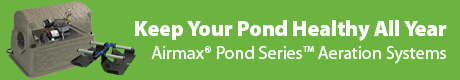 Keep Your Pond Healthy All Year - Airmax(r) Pond Series(tm) Aeration Systems