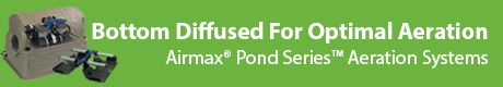 For Optimal Aeration - Airmax® Pond Series™ Aeration Systems