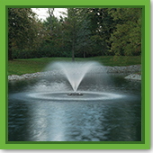 Q: Isn't my fountain enough aeration for my pond?
