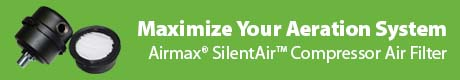Maximize Your Aeration System - Airmax® SilentAir™ Compressor Air Filter
