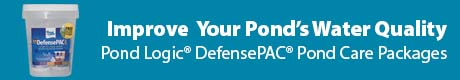 Improve Your Pond's Water Quality - Pond Logic® DefensePAC®