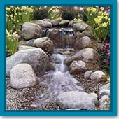 Q: I have a small pondless fountain that's cloudy and slimy. What can I use to clean it?