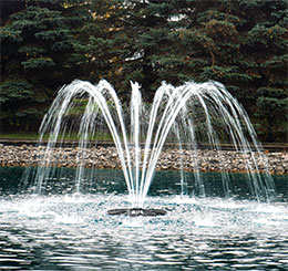 Q: Is there any maintenance I should do when I pull out my fountain for the year?