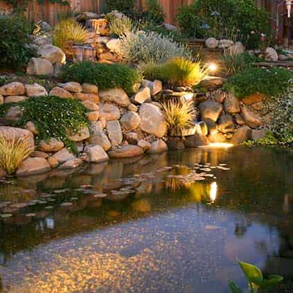 Lighting - Water Garden Supplies Fish Pond Supplies The Pond Guy