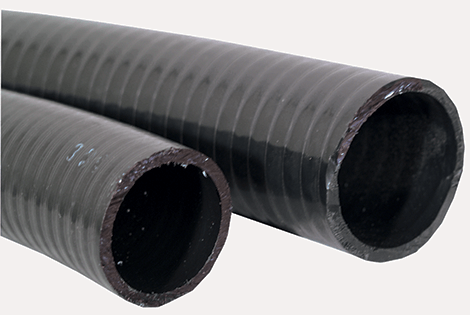 Find the Right Fitting Flexible PVC Tubing is ideal for water features. All sizes glue to standard schedule 40 & Find the Right Fitting Building a Pond or Feature: The Pond Guy
