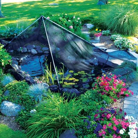 Choose Pond Netting