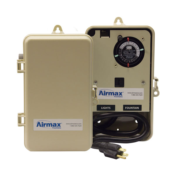 Airmax Plug & Play Control Panel