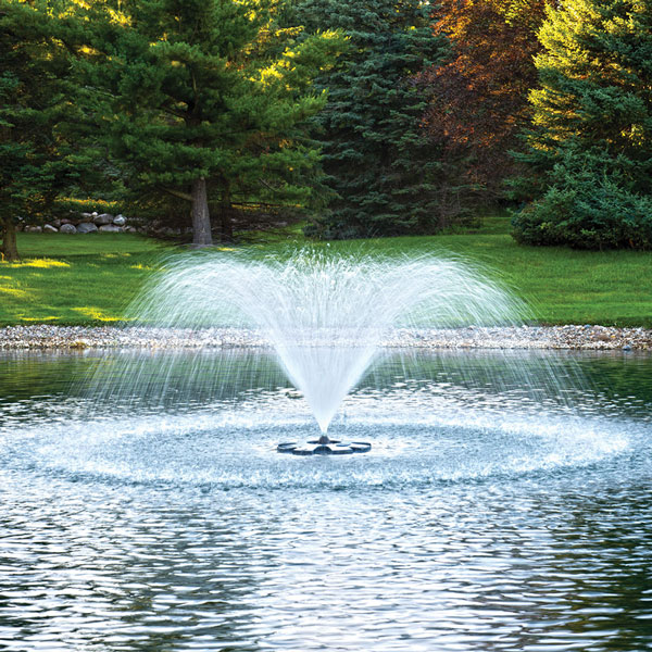 Airmax EcoSeries 1/2 HP Floating Fountain