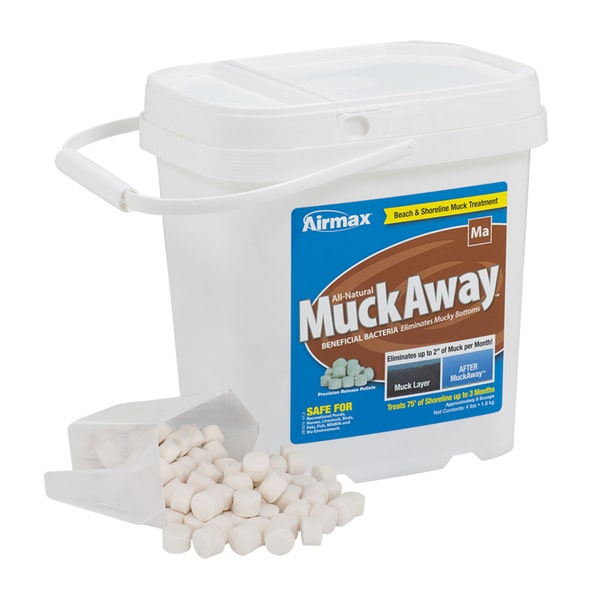 Airmax® MuckAway™ (formerly Pond Logic®)