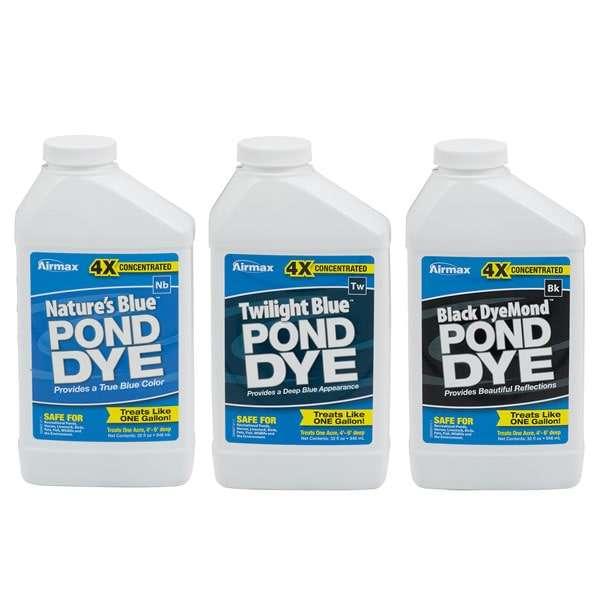 Airmax Pond Dye