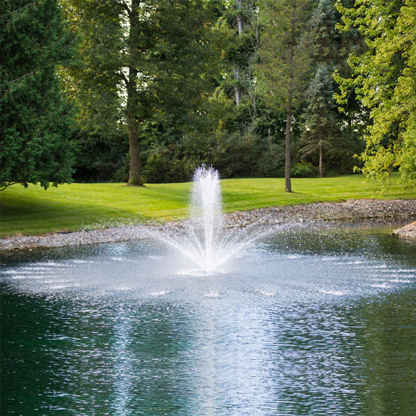 Airmax® PondSeries™ 1/2 HP Fountain 115V or 230V