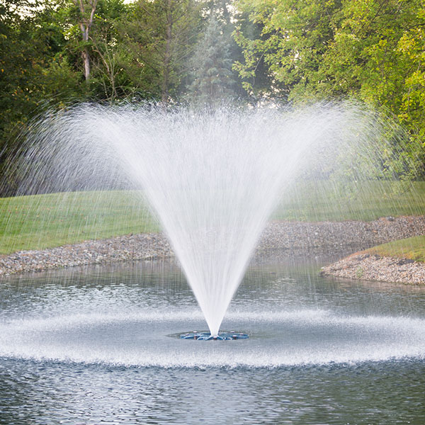 Airmax® PondSeries™ 2 HP Fountain, 230V