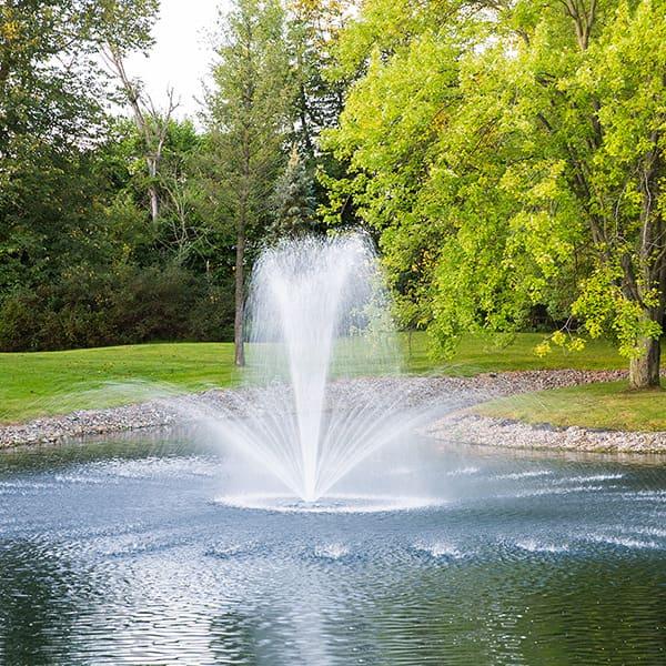 Airmax® PondSeries™ 1/2 HP Fountain, 115V or 230V