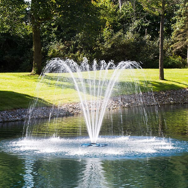 Airmax® PondSeries™ Premium Single Arch Fountain Nozzle 1/2 HP - 2 HP