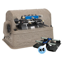 Airmax(r) PondSeries(tm) Aeration System - PS40