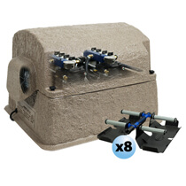 Airmax(r) PondSeries(tm) Aeration System - PS80