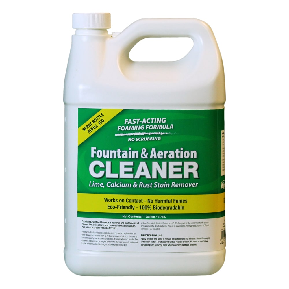 Airmax Fountain Cleaner Cleaning Solution The Pond Guy Juug Untuk Air Minum Tap To Expand