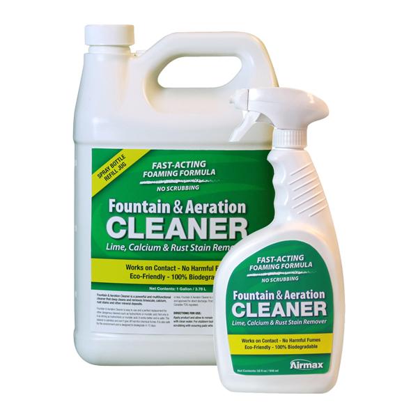 Airmax® Fountain & Aeration Cleaner