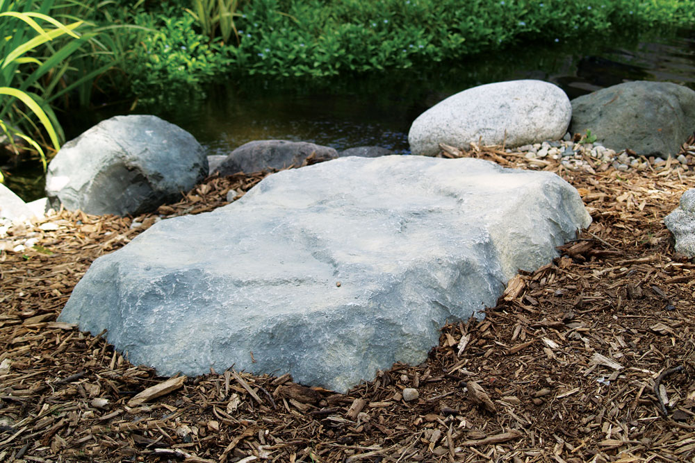 Artificial rocks for sale faux landscape rock covers for Landscaping rocks for sale