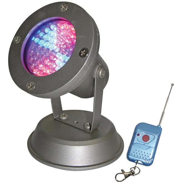 Alpine™ Luminosity Power Beam™ Color Changing Spotlight