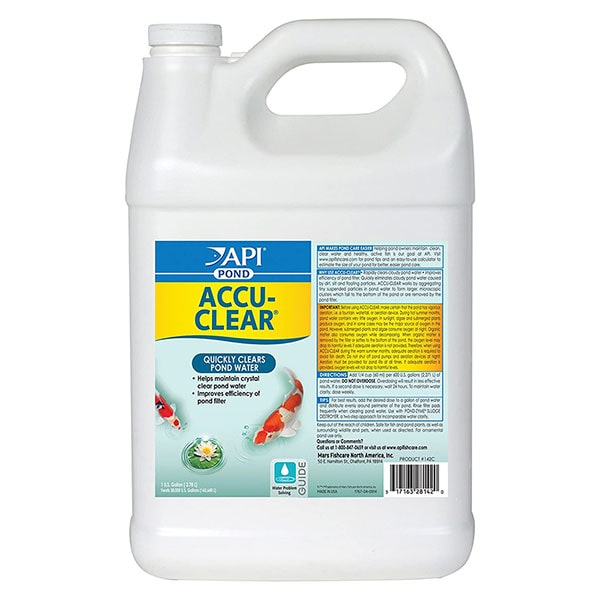 API Pond Accu-Clear 1 Gallon