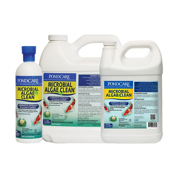 API PondCare Microbial Algae Clean