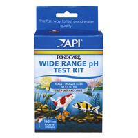 API pH Test Kit 160 Tests