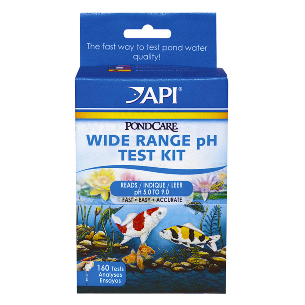 API® pH Test Kit, 160 Tests