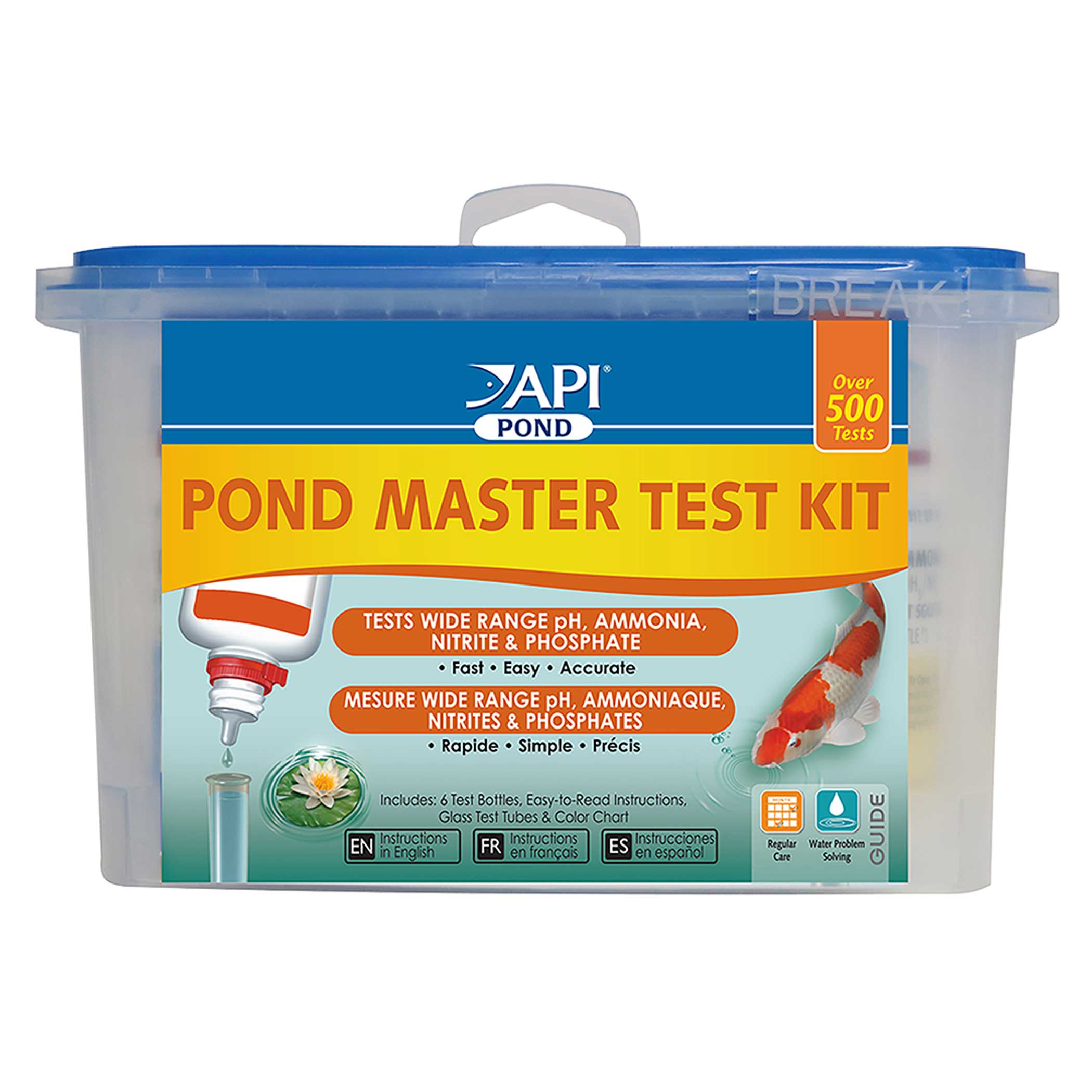 API® Pond Master Test Kit
