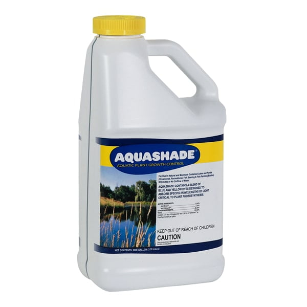 Aquashade Pond Dye - 1 Gallon
