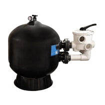 Aqua Ultraviolet Ultima II Filter - 3 Side Mount Valve