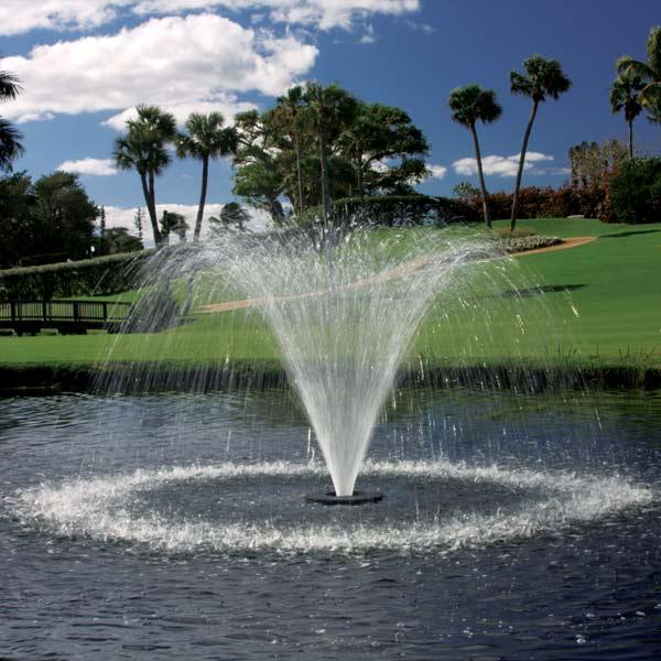 Aqua Control Evolution Series 1/2 HP Fountain