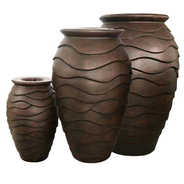 Aquascape Scalloped Urn
