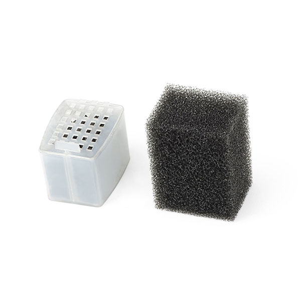 Replacement Filter Kit Container Water Garden Filter