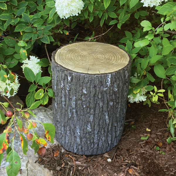 Aquascape Faux Oak Stump Cover