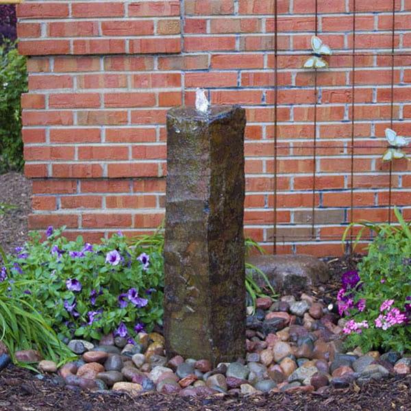 Aquascape Basalt Column Landscape Fountain Kit